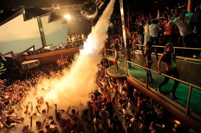 Amnesia, Ibiza Clubbing, Cocoon