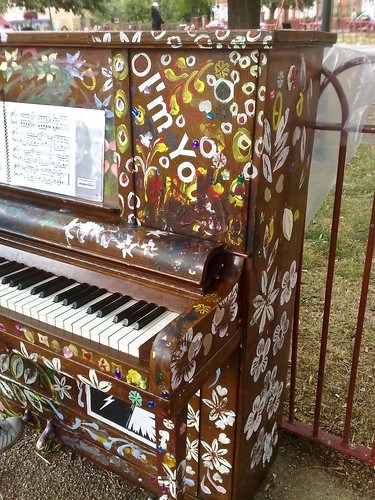 Camberwell Green piano