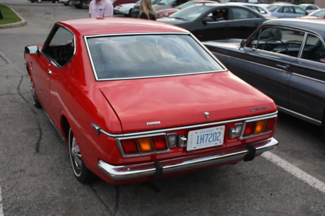 1973 Toyota Corona 2 Door Hardtop Flickr Photo Sharing