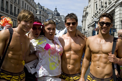 Hot Hunks | A collection of the Selfridges hunks, at ...