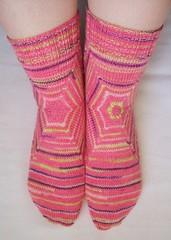 Boxcars Socks