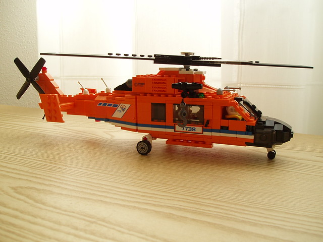 lego red helicopter instructions