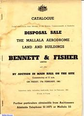 Aerodrome Auction Booklet