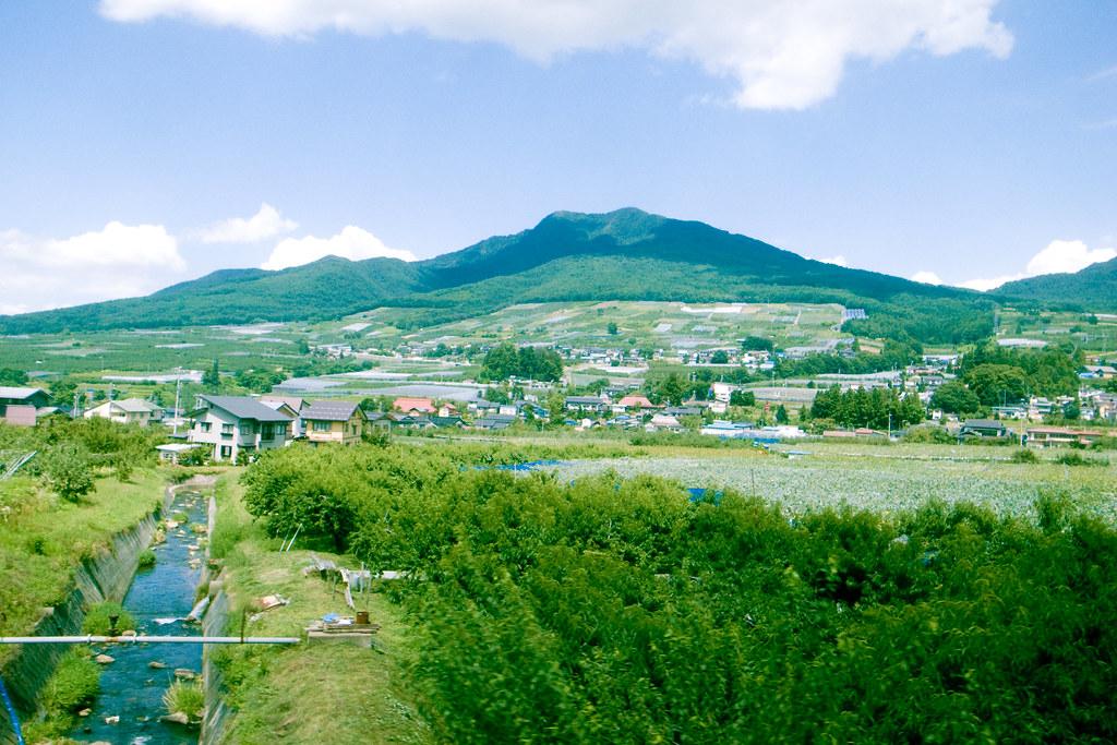 山里の風景 2009/08/25 R0012710