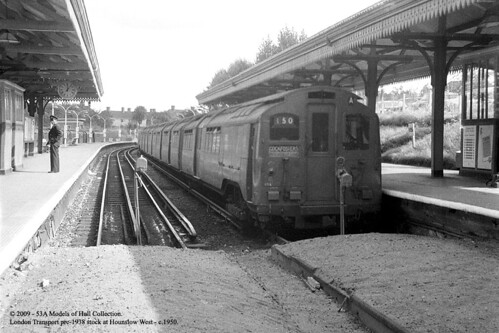 c.1950 - Hounslow West.
