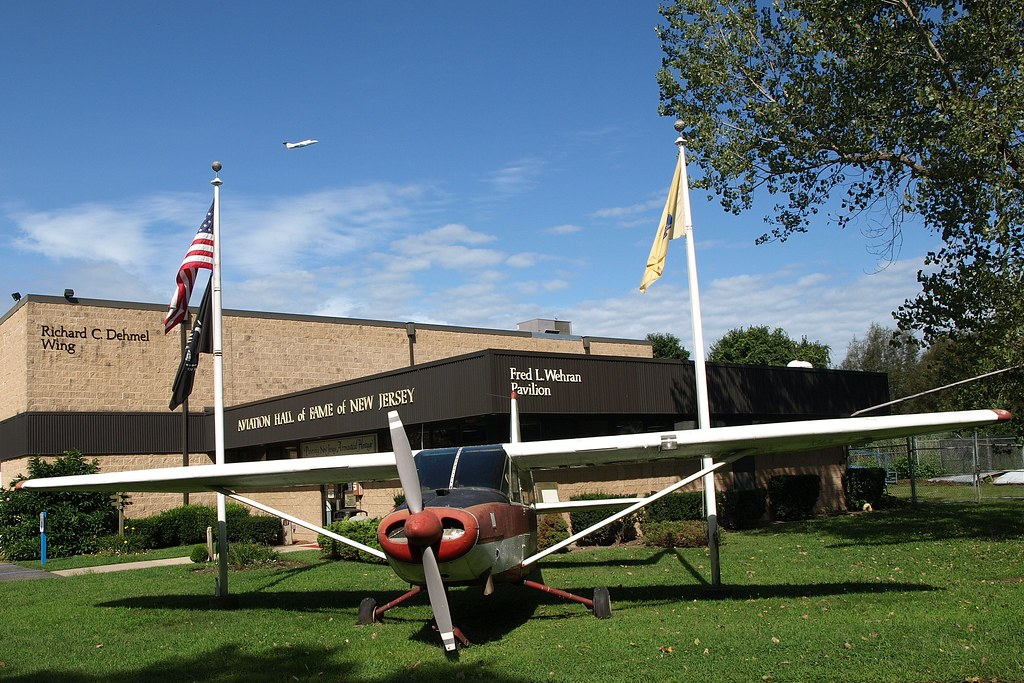 Aviation Hall of Fame & Museum, Teterboro Airport, New Jersey