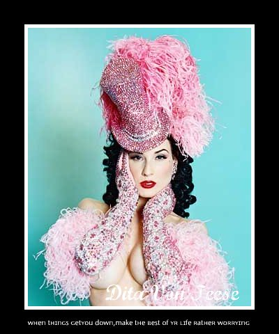 Quotes of Dita von Teese