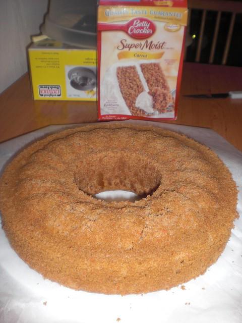 Betty Crooker Super Moist Carrot Cake