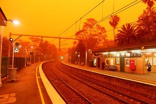 Sydney Dust Storm #3