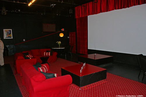 The Capitol Theater Movie Room