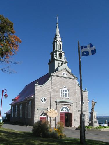 canada church lîledorléans capitalenationale saintjeandelîledorléans églisedesaintjeandel'îled'orléans