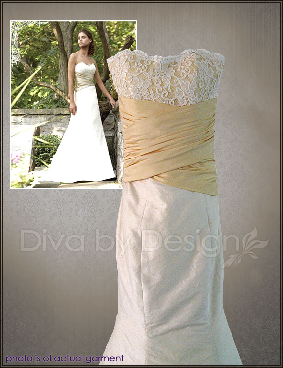 Sumurgembuling new wedding gown fashion for What is wedding dress preservation