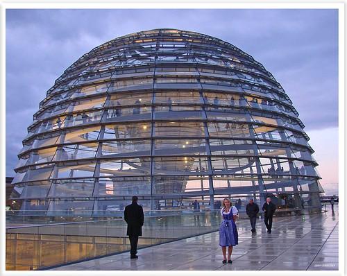 Berlin/Germany - Reichstagsgebäude