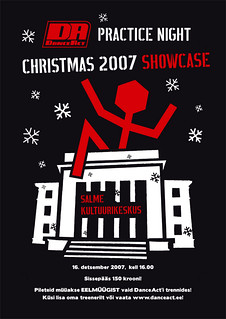DA PN Christmas 2007 Fotot: Indrek Arula