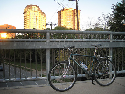 Katy Trail View
