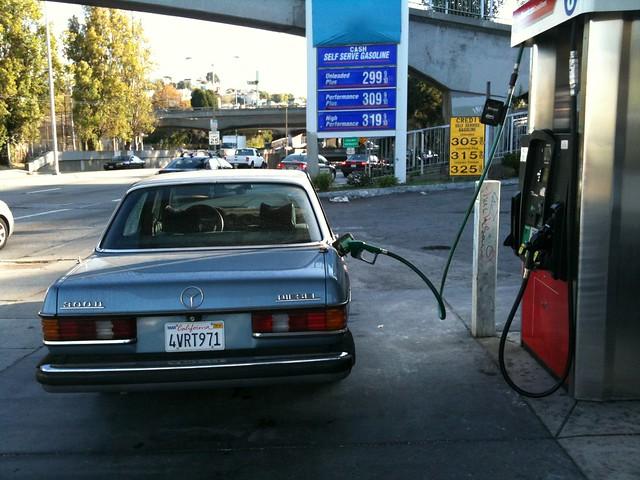 Consuming Diesel