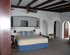 Harbor House Villa: Guana Island