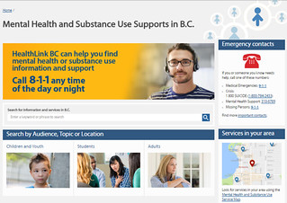 A new mental-health digital hub that will make it easier for thousands of British Columbians to find the services and supports closest to them is among various targeted initiatives totalling $140 million over three years under Budget 2017 to support those with mental-health and substance-use challenges.