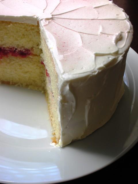 Vanilla Buttermilk Cake Recipe Uk