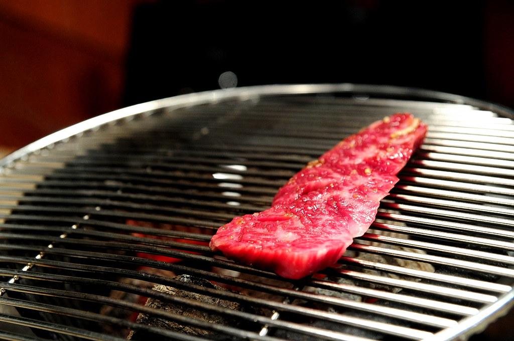 秘苑燒肉-烤牛橫隔膜