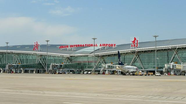 【山东济南机场】shandong jinan airport