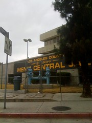 LASD Mens Central Jail Downtown Los Angeles