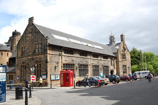 University Glasgow Mcintyre Building