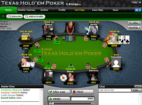 Texas holdem poker website