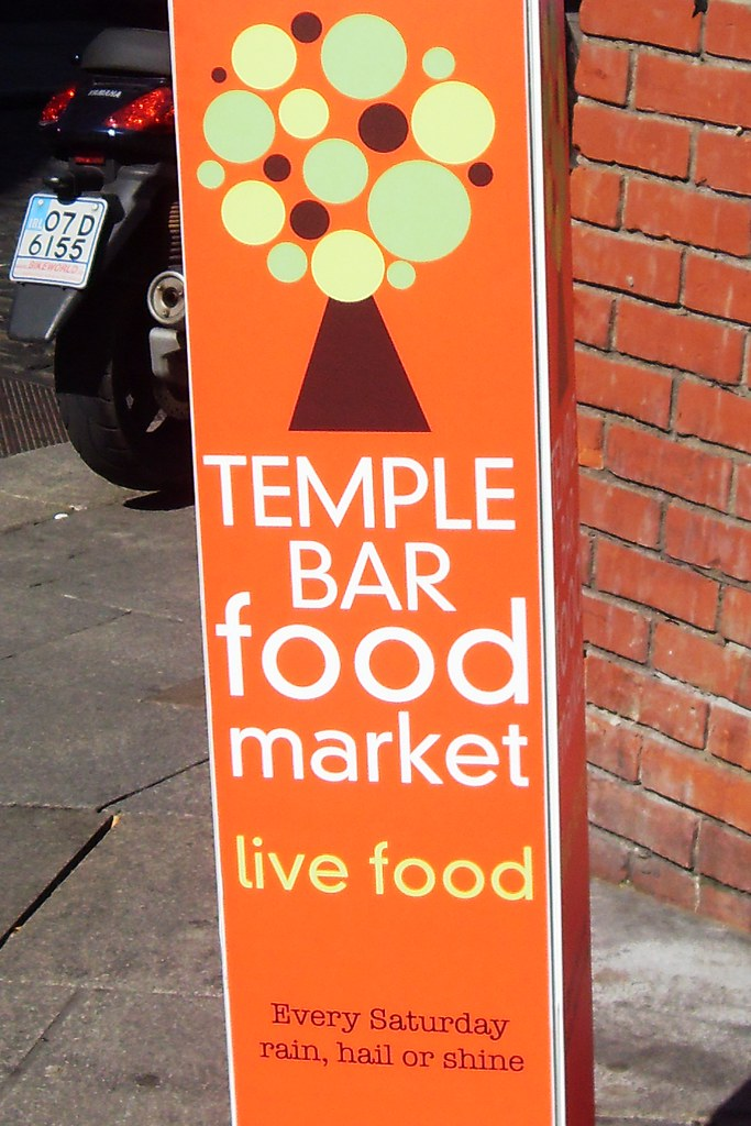 Temple bar dublin tourist guide for Food bar john roe