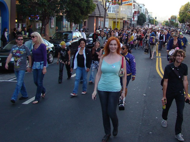 San Francisco Trans March 2009