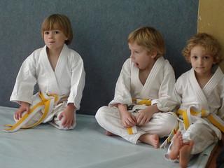 open judo class