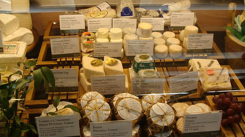 Cheese, Harrods Charcuterie, Fromagerie & Traiteur, Knightsbridge, London