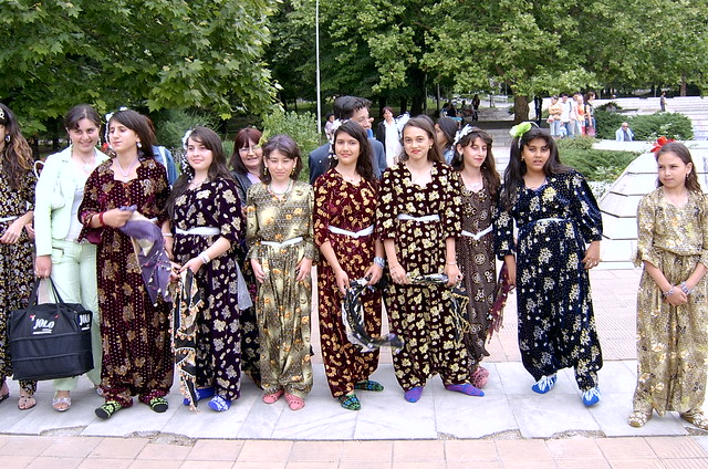 Young Muslim women, Bulgaria | Flickr - Photo Sharing!