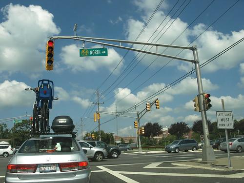 Traffic Light Removal On Garden State Parkway Delayed William F Yurasko