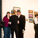 Steve (Eonn) with family at Project Contemporary Artspace by Vanessa Pike-Russell