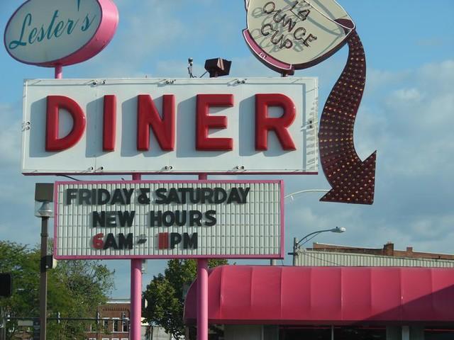 Lester S Diner East Atlantic Boulevard Pompano Beach Fl