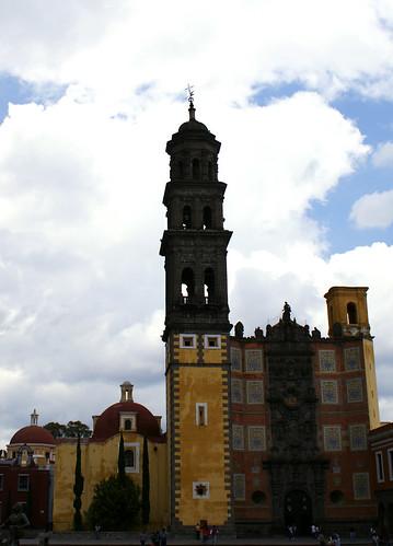 Torre de Iglesia en Grajales - Puebla