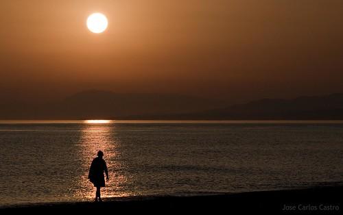 "sunset sea españa costa sol del atardecer persona mar spain agua europa playa andalucia otoño andalusien torrox tarde ih clima axarquia flickrestrellas worldtrekker ""flickraward"" axarmedios flickrunitedwinner flickrunitedaward"