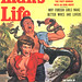 Man's Life, July 1958. Cover by Will Hulsey - www.MensPulpMags.com -
