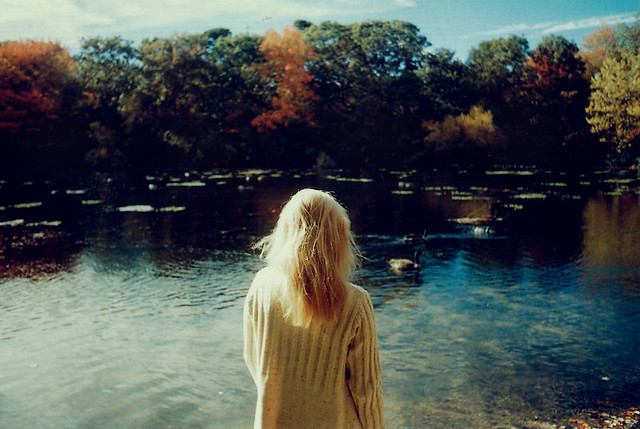 Absolutely amazing film photography by Laina Briedis
