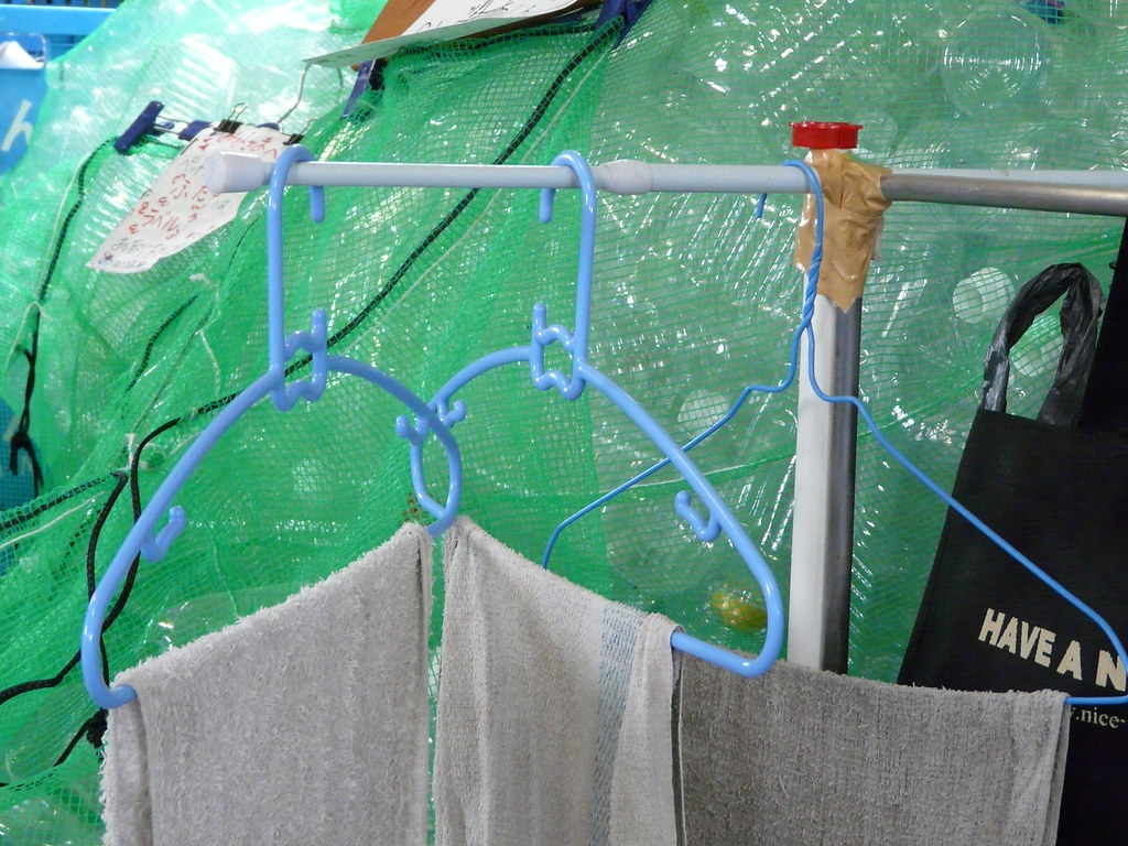 Drying System for Rags
