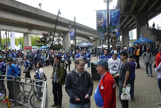 Canucks Stanley Cup Final | Downtown Vancouver