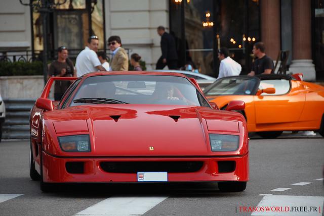 Ferrari F40 @ Casino