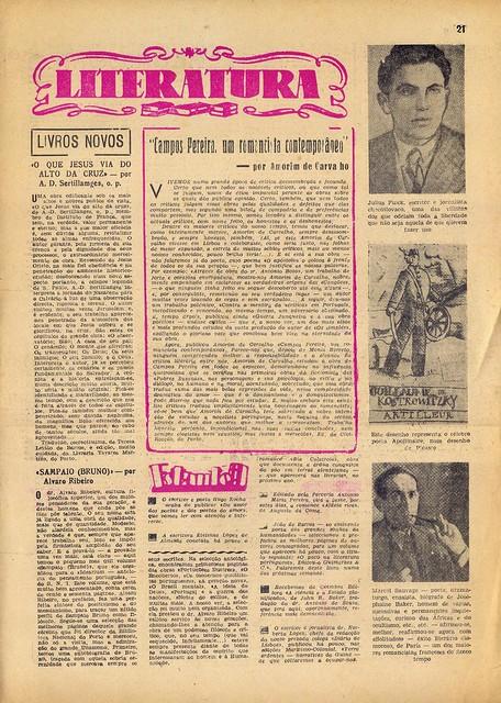 Século Ilustrado, No. 519, December 13 1947 - 11