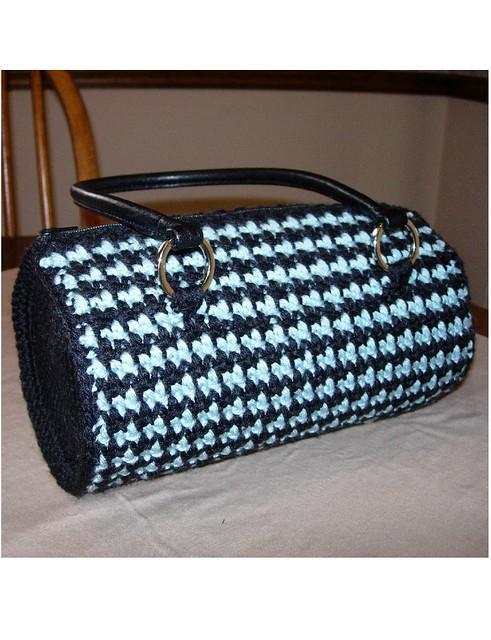 Free Crochet Pattern Houndstooth Hat : CROCHET HOUNDS TOOTH PATTERN - Crochet Club