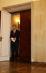 David Miliband visits Warsaw 02