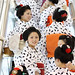 kyoto / maiko / geisha / girls / japanese / women / escalator