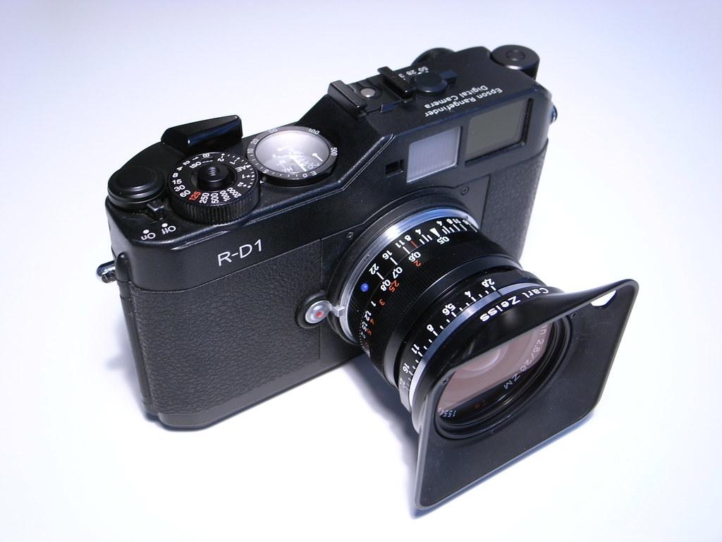 Carl Zeiss 28mm F2 8