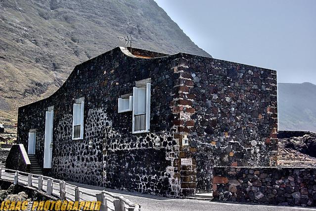 Baño Mas Pequeno Del Mundo:2º Hotel más pequeño del mundo-El Hierro