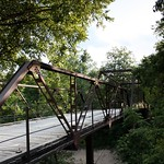 San Marcos River Bridge
